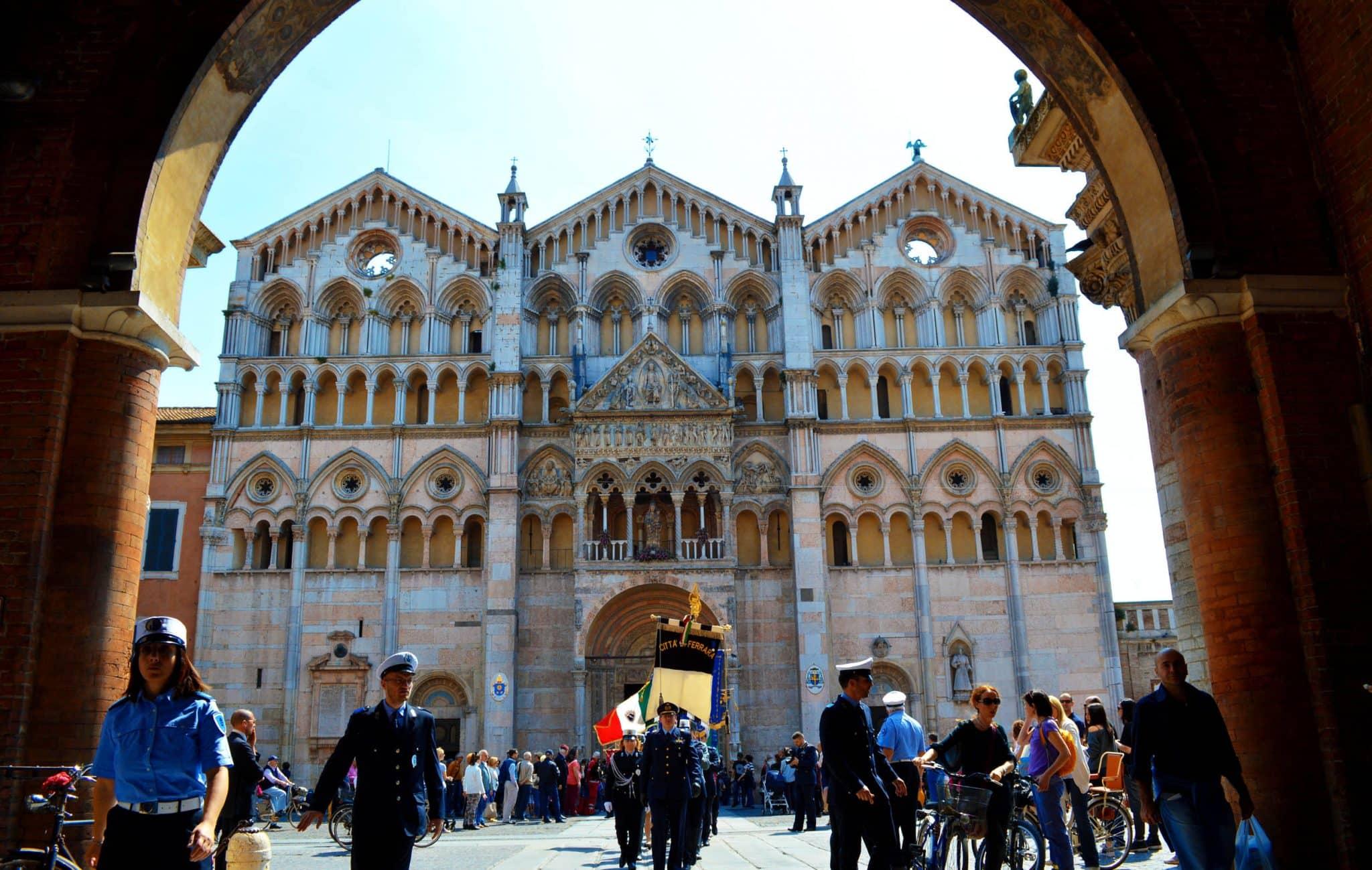 5 reasons to visit ferrara