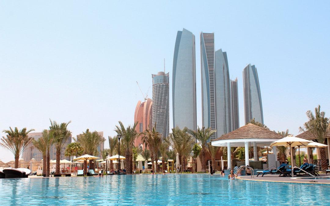 INTERCONTINENTAL ABU DHABI: REVIEW