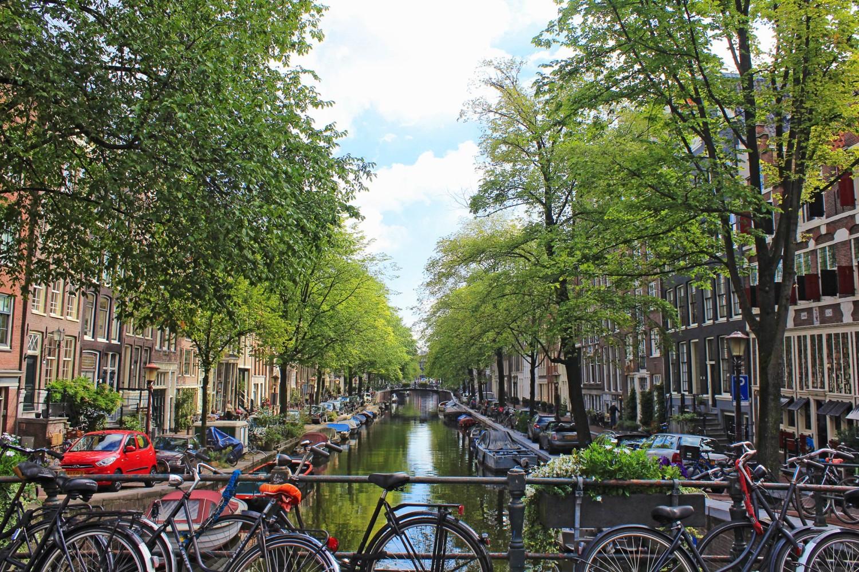 amsterdam in 5 days