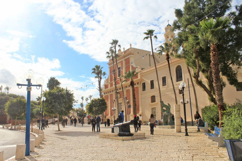 is israel safe tel aviv jaffa travel