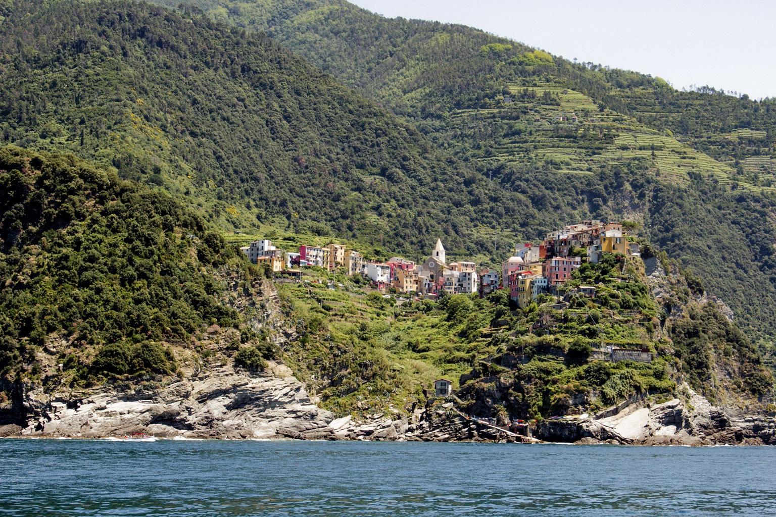 Cinque Terre Corniglia Guide Itinerary