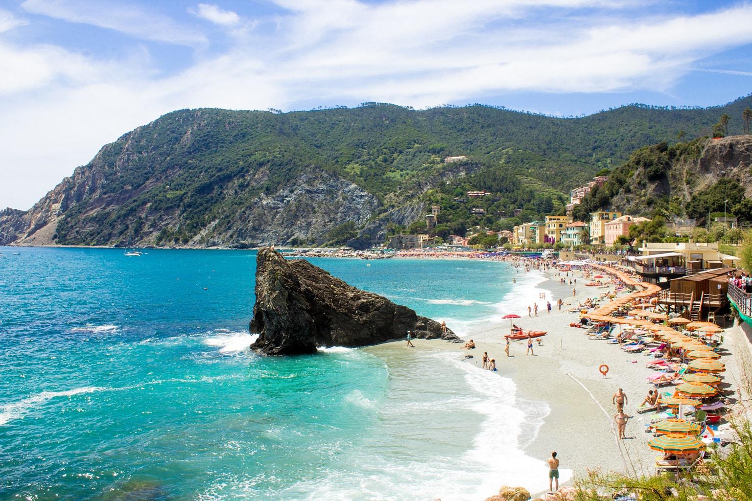 Cinque Terre Monterosso Guide Itinerary