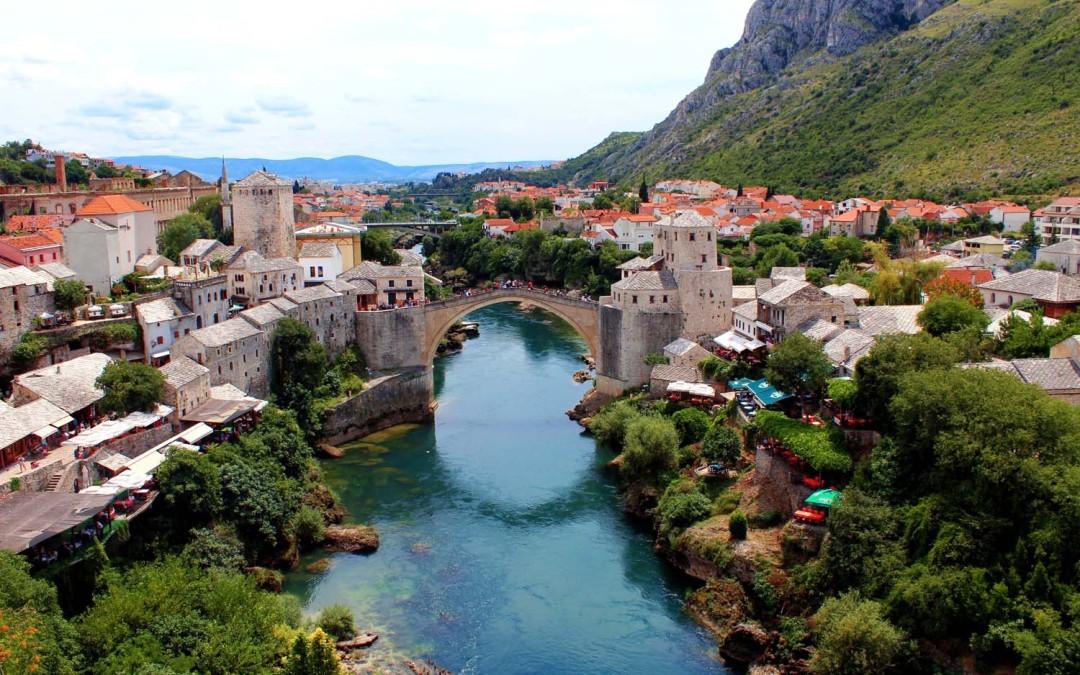 MOSTAR: A DAY TRIP TO BOSNIA & HERZEGOVINA