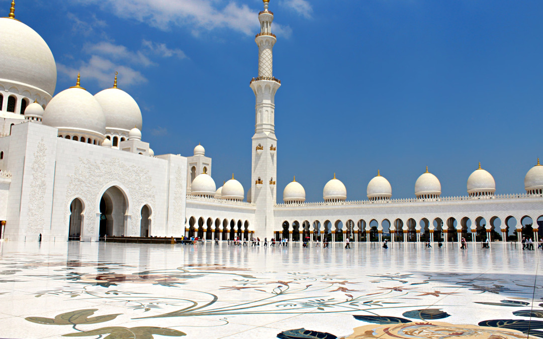 ARCHITECTURE IN ABU DHABI
