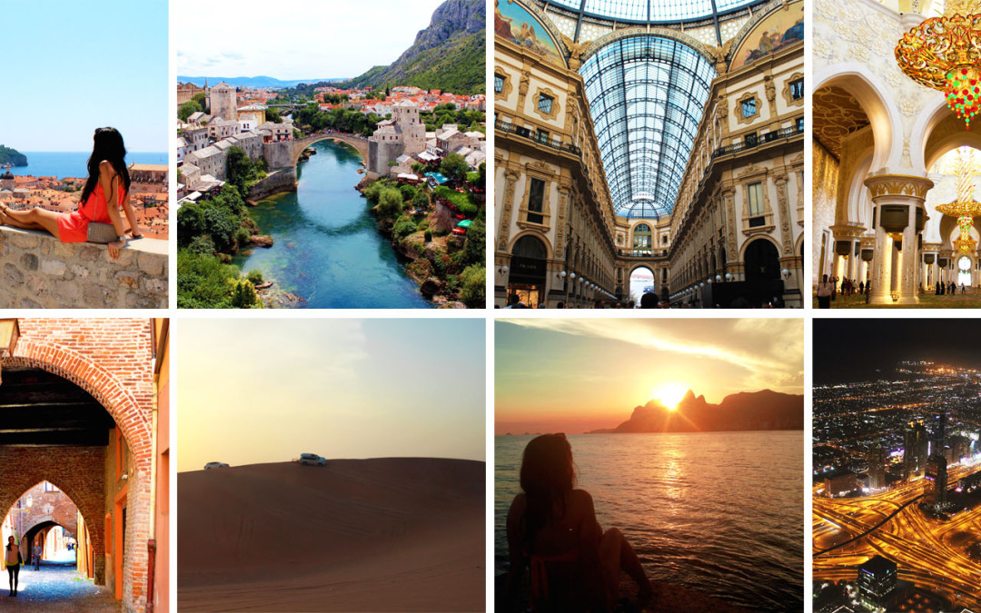 BEST 10 TRAVEL MOMENTS OF 2014