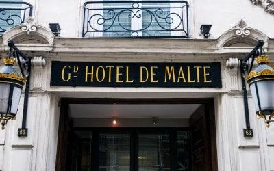 HOTEL MALTE OPERA PARIS: REVIEW