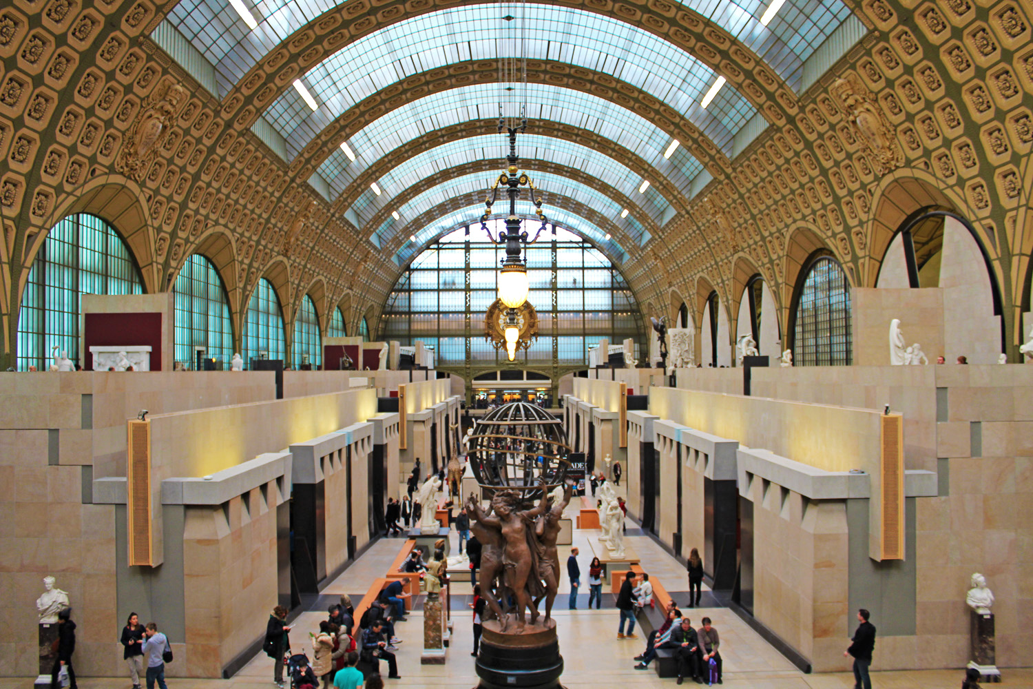 must see museums in paris musée d'orsay