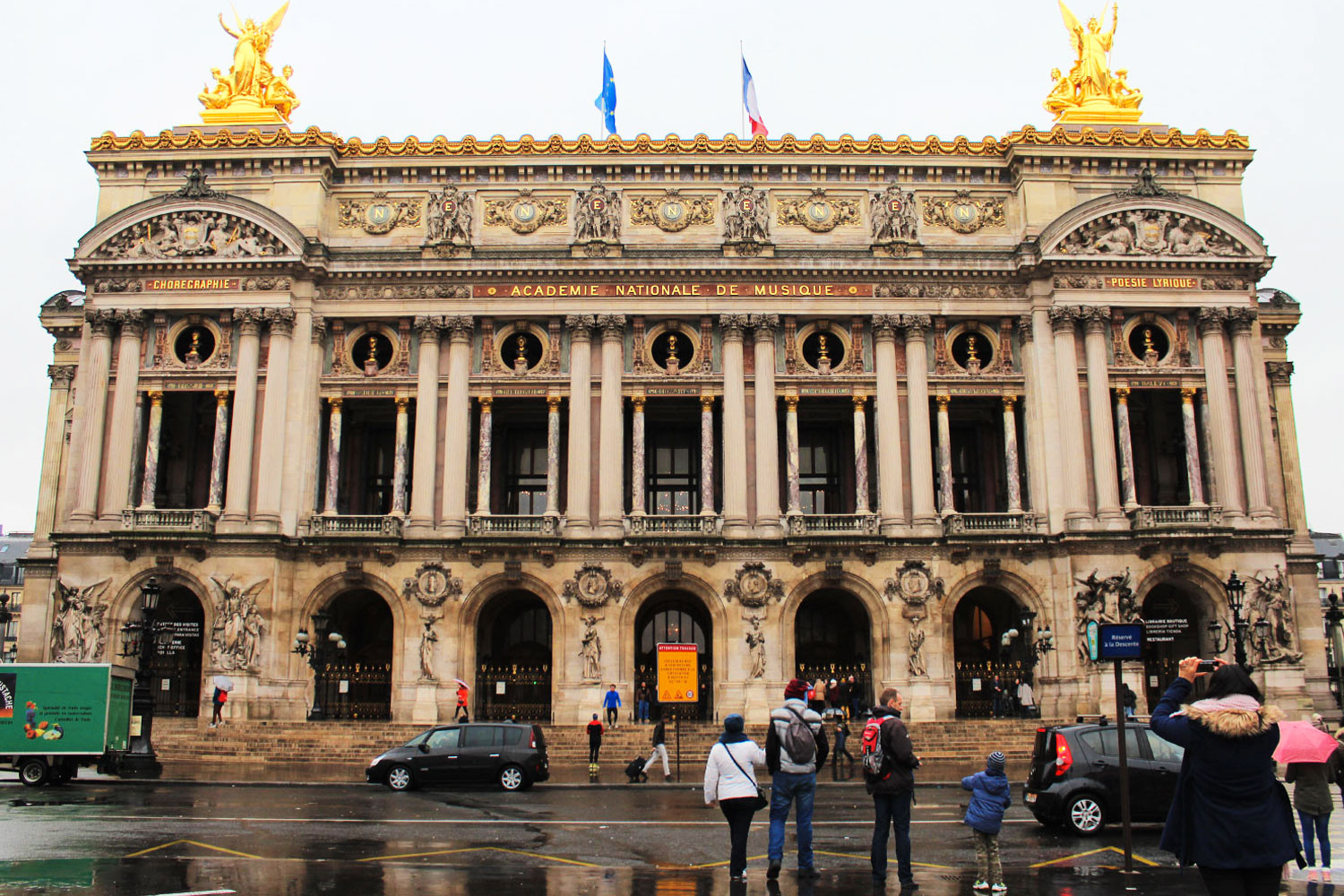 how to do paris in 5 days
