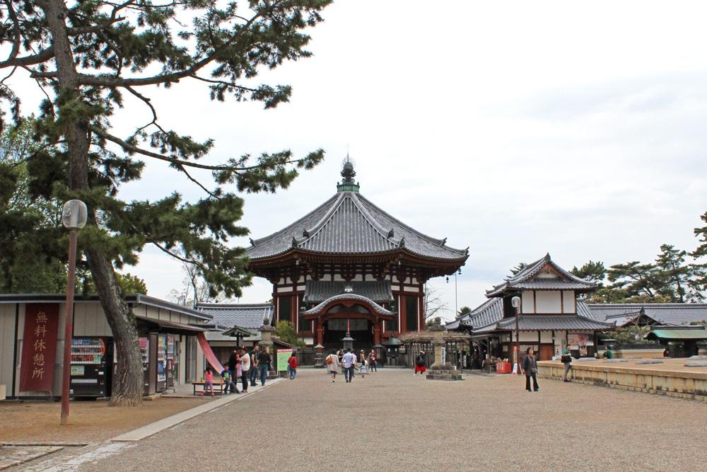 day trip to Nara Kofuku-ji