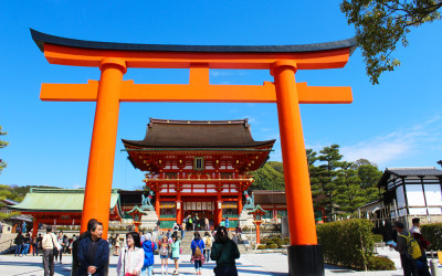 FUSHIMI INARI TAISHA: A WALK THROUGH SOUTHERN KYOTO