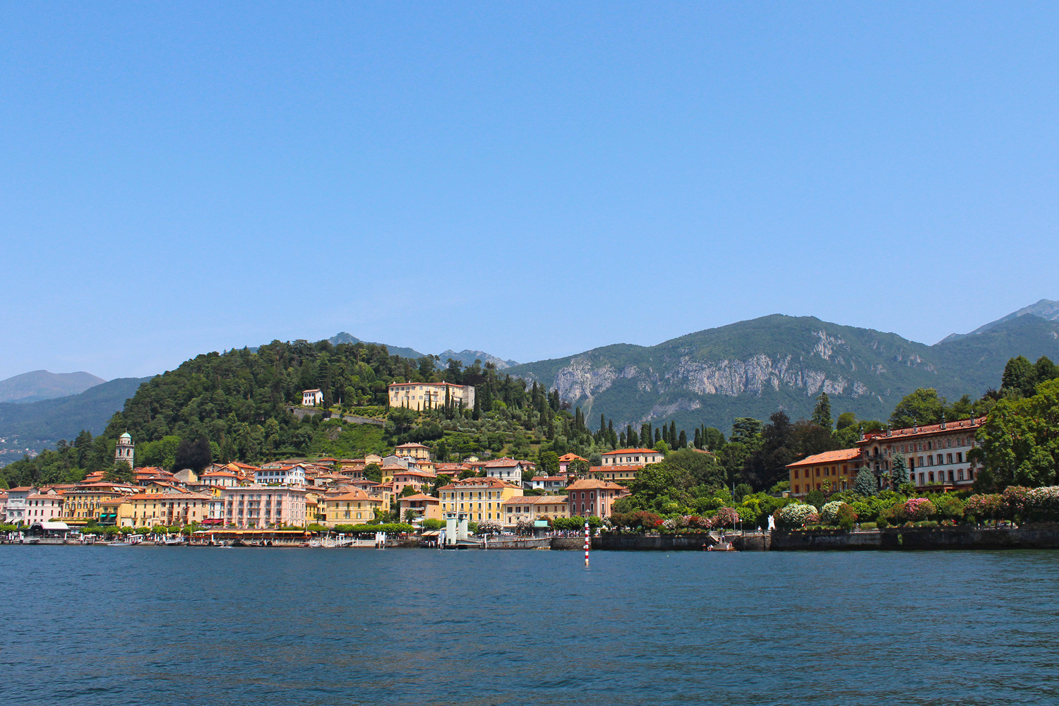 A WEEKEND AT LAKE COMO: TRAVEL GUIDE BELLAGIO