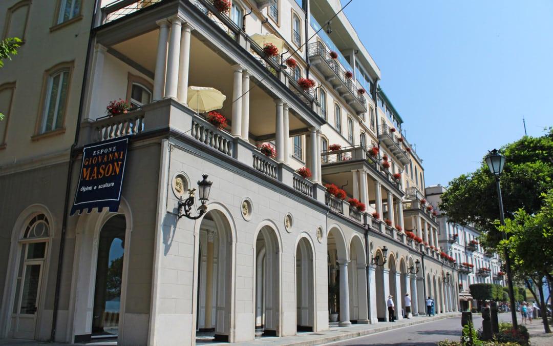 GRAND HOTEL CADENABBIA: REVIEW