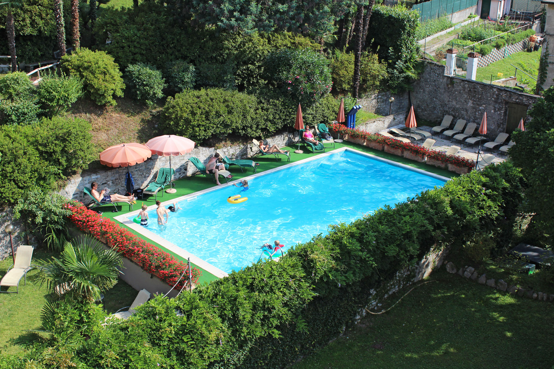 Grand Hotel Cadenabbia Pool
