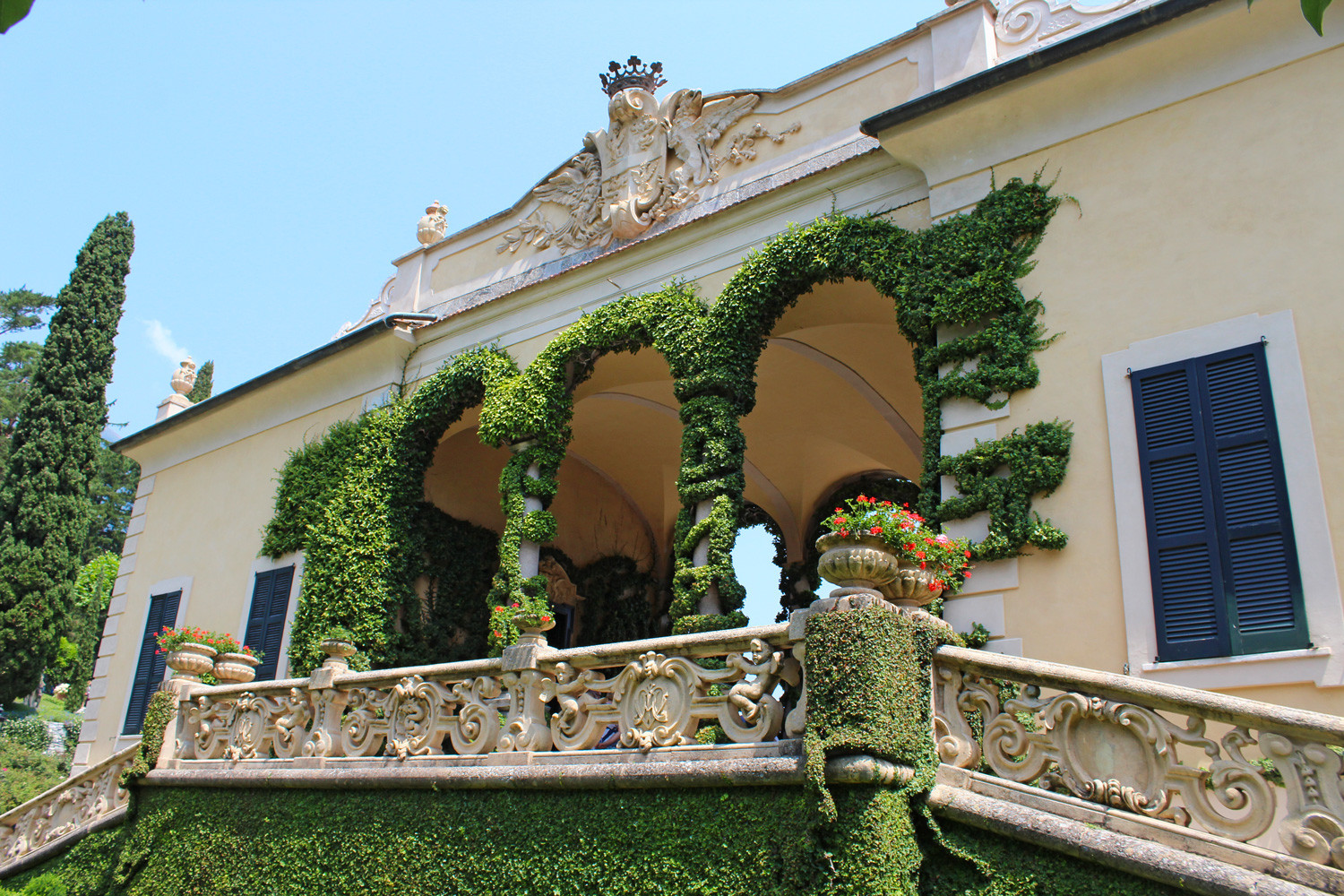A WEEKEND AT LAKE COMO: TRAVEL GUIDE VILLA BALBIANELLO