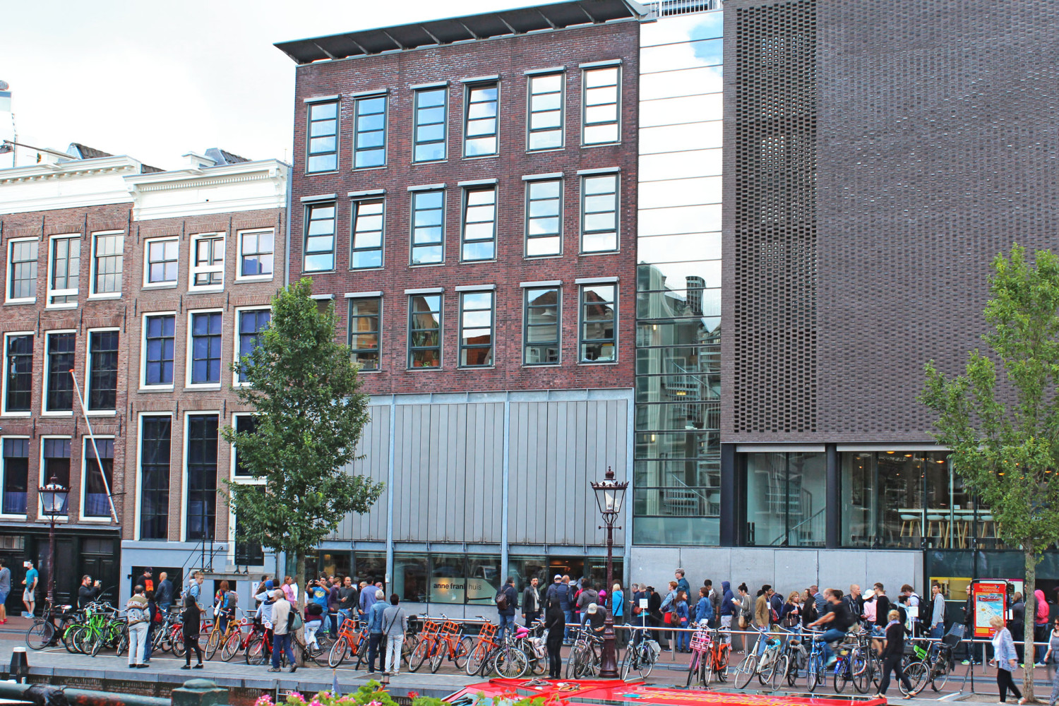 Top Museums in Amsterdam Anne Frank Huis