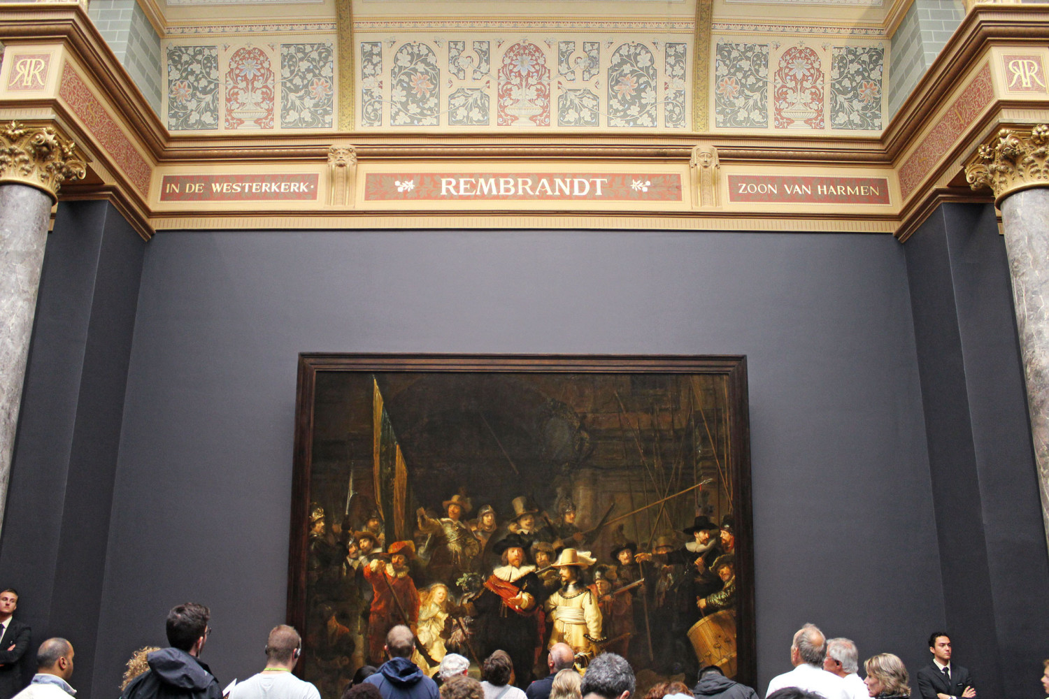 Museums in Amsterdam Rijksmuseum Rembrandt