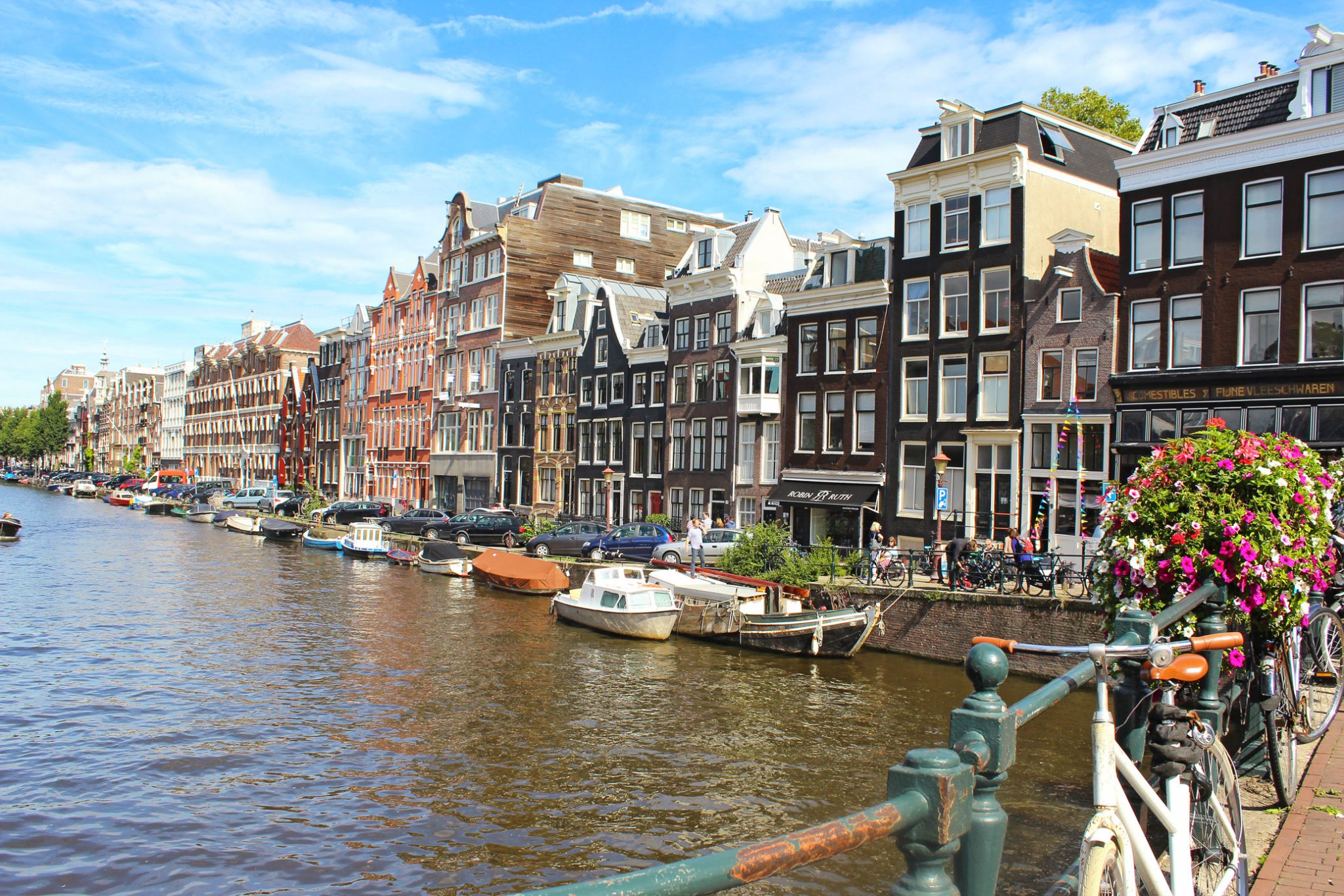Amsterdam in 5 days itinerary guide