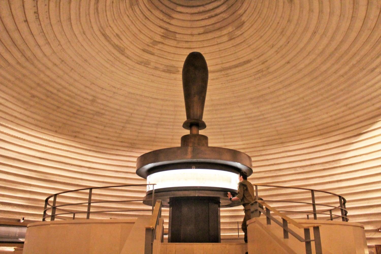 Jerusalem things to do see israel museum scrolls