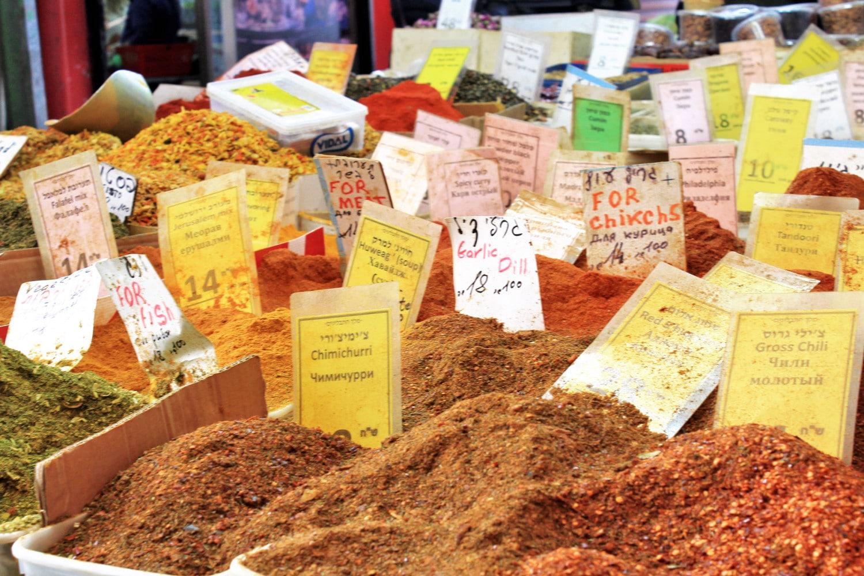 jerusalem things to do market