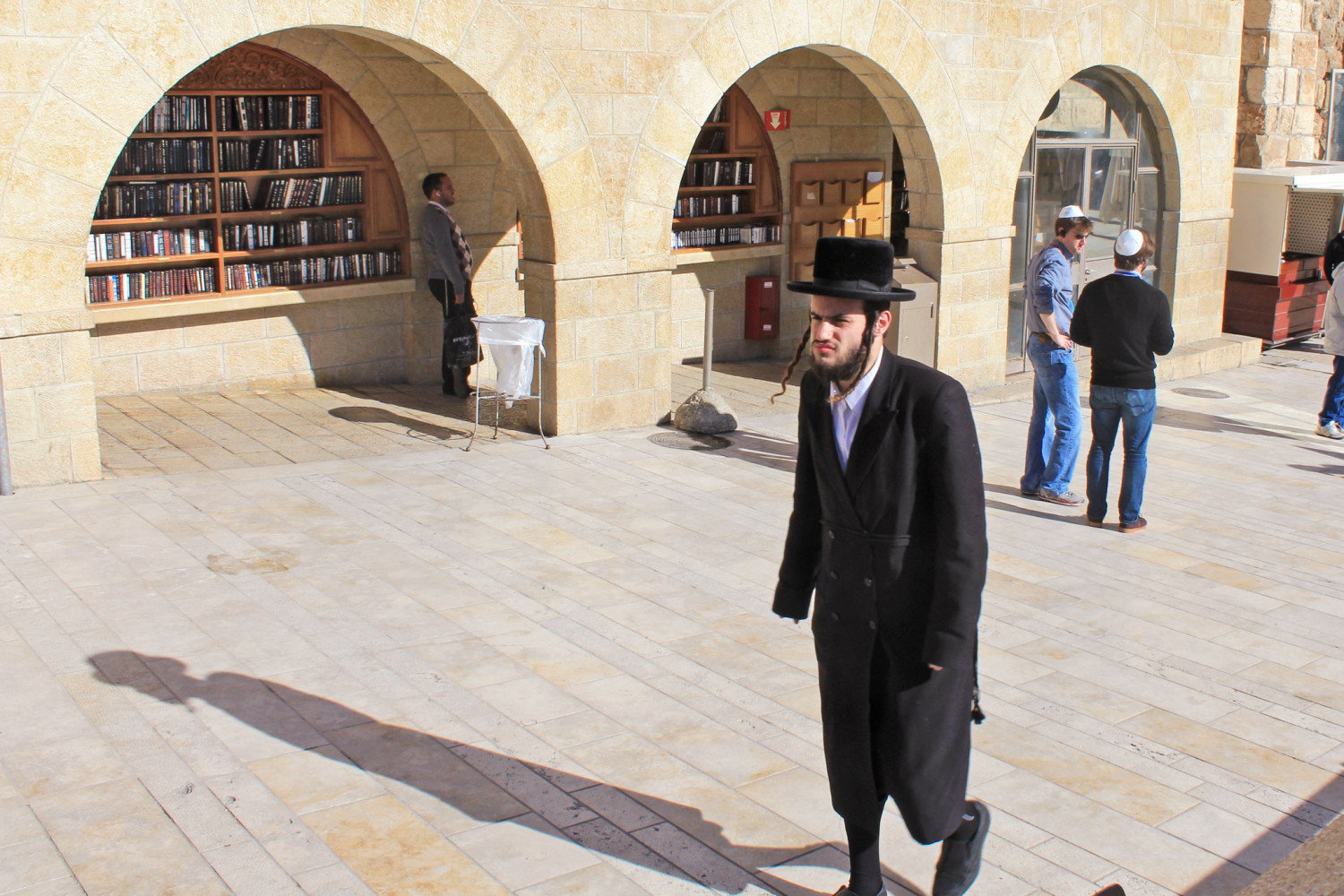 Jerusalem things to do see