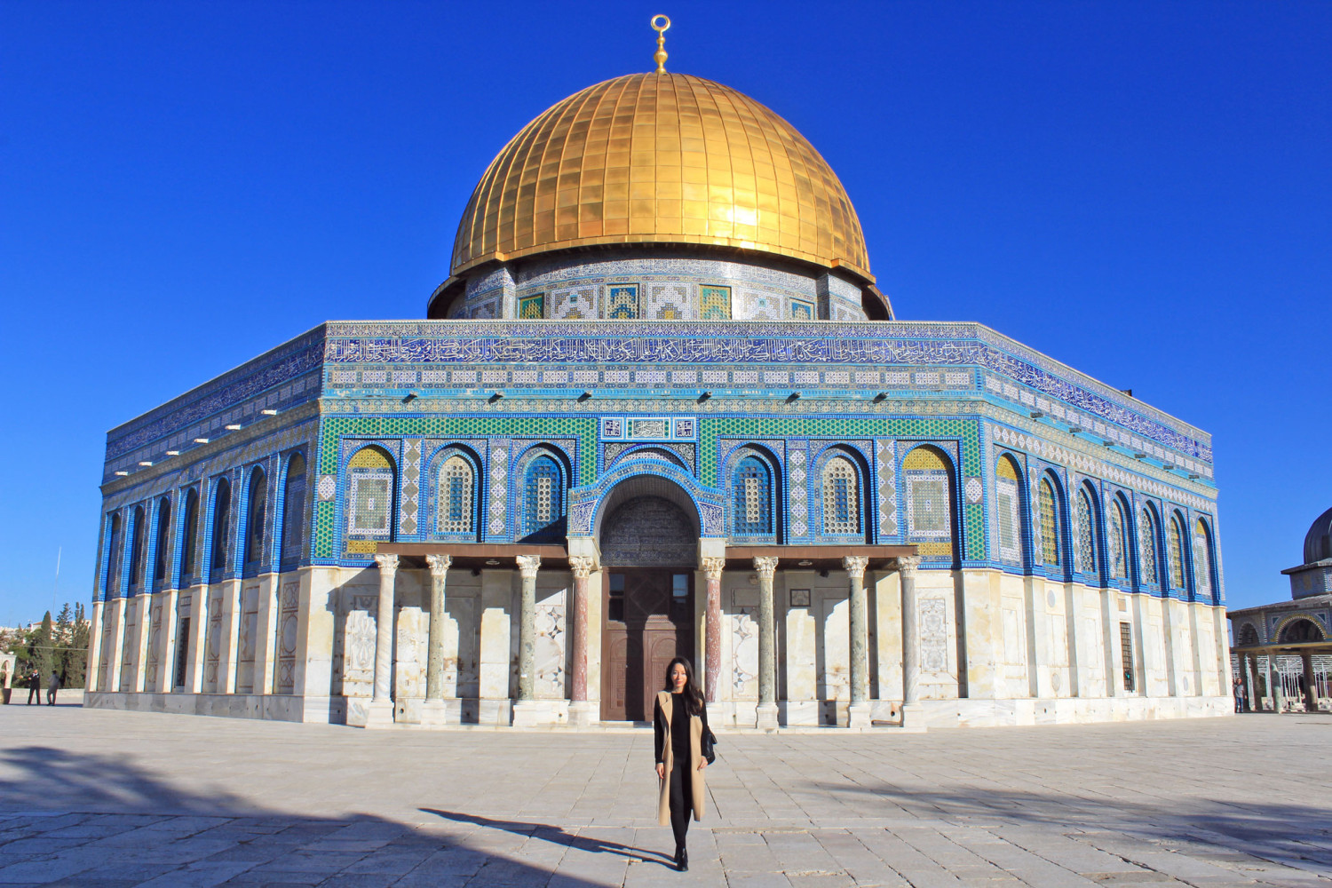 Jerusalem things to do dome of the rock temple mount
