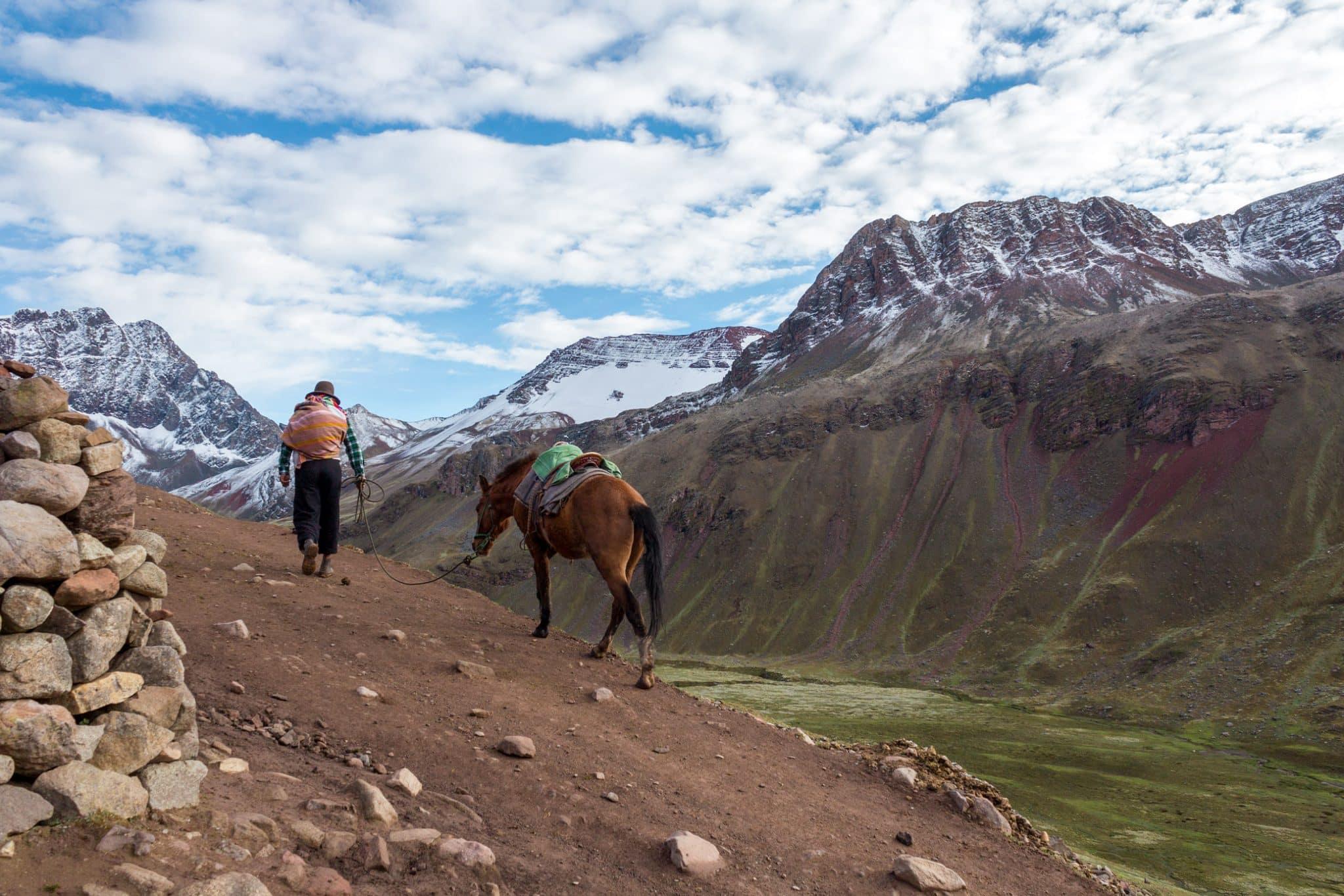 reasons why visit Peru