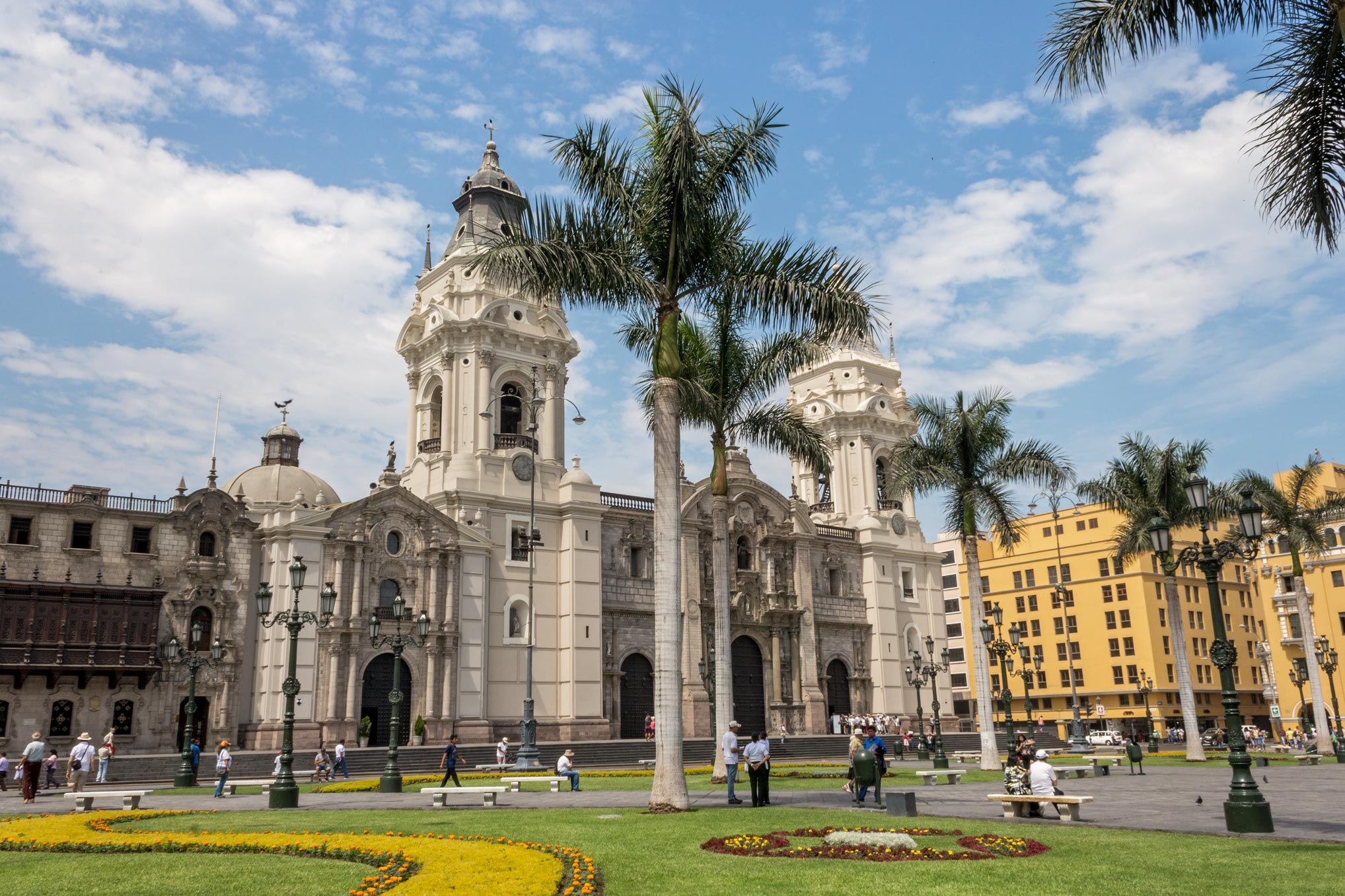 How to see Peru 10 15 days itinerary map