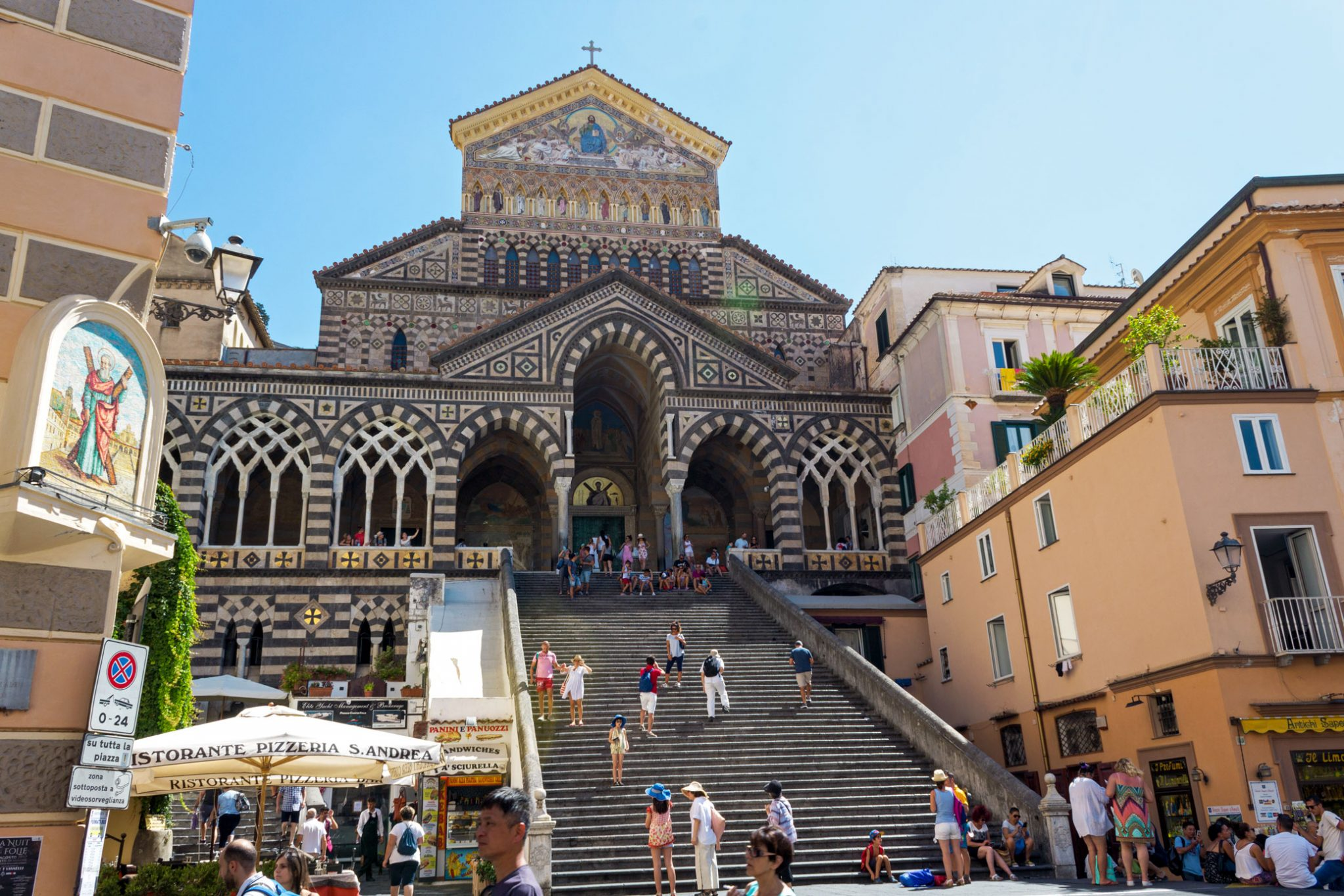 amalfi coast 5 days itinerary what to do guide