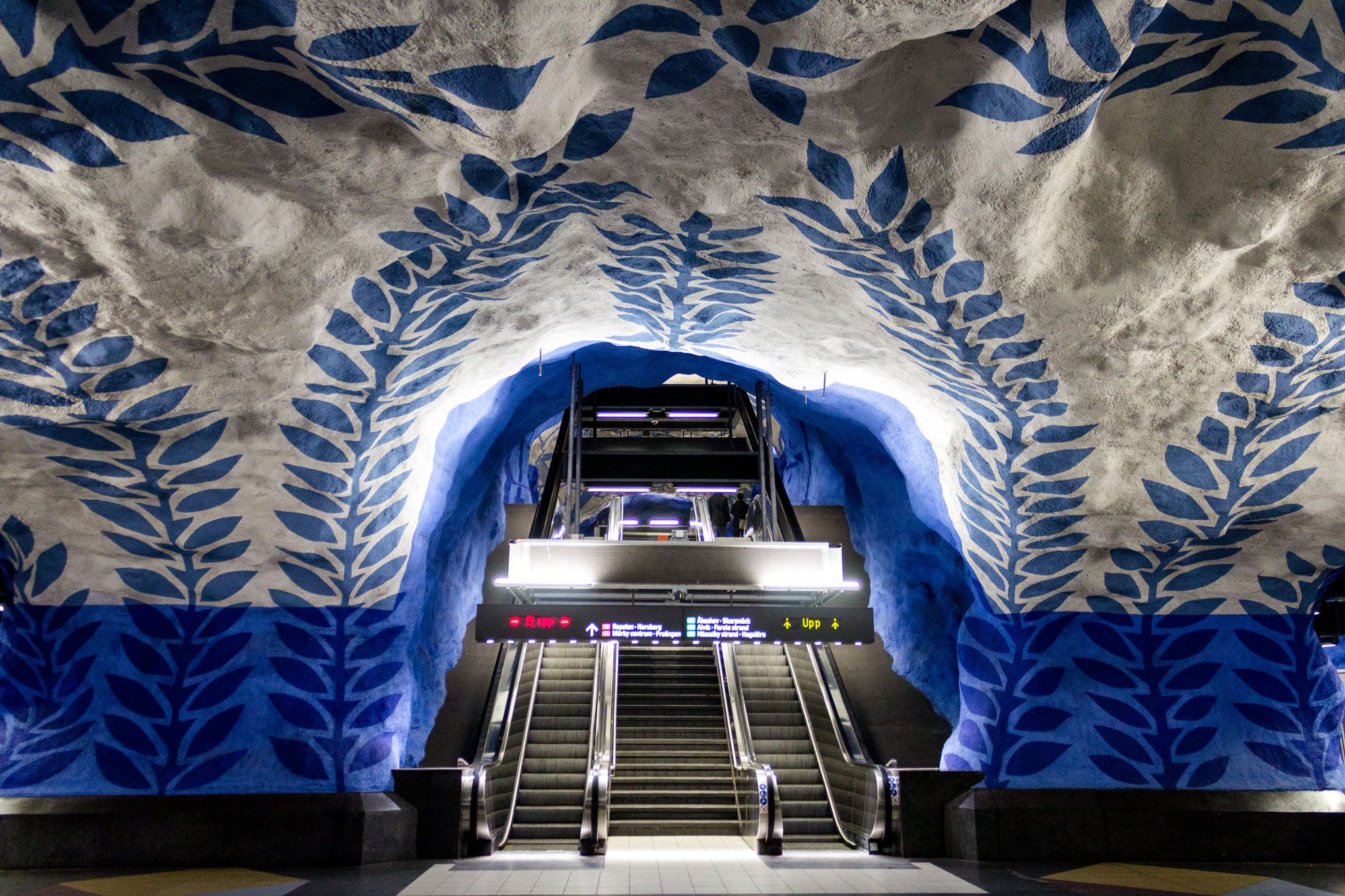 """TO """"DO"""" STOCKHOLM 3 DAYS subway GUIDE ITINERARY"""