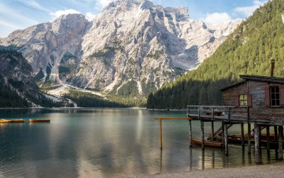 A FIRST-TIMER'S GUIDE TO VISITING LAKE BRAIES, ITALY
