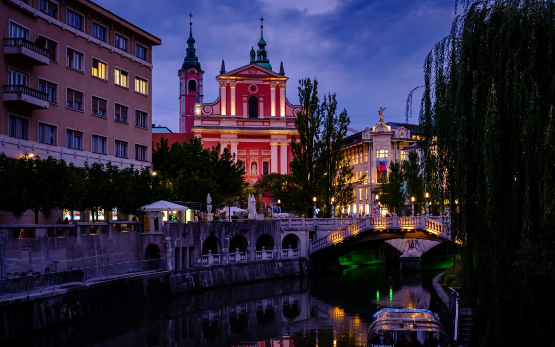 HOW TO SPEND 24 HOURS IN LJUBLJANA
