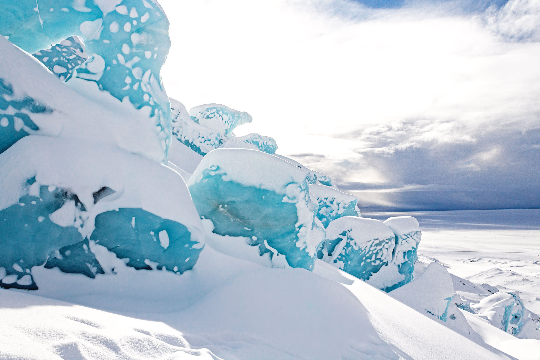 GLACIER HIKING ICELAND TOUR