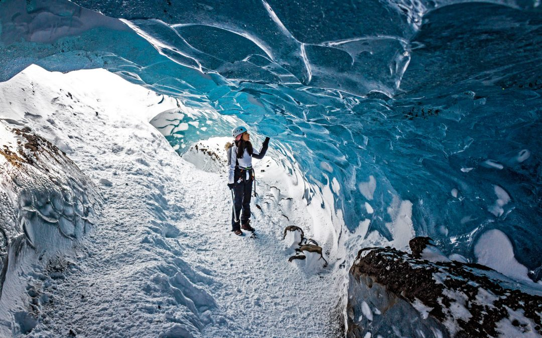 GLACIER HIKING AND ICE CAVE TOURS IN ICELAND: WORTH THE HYPE?