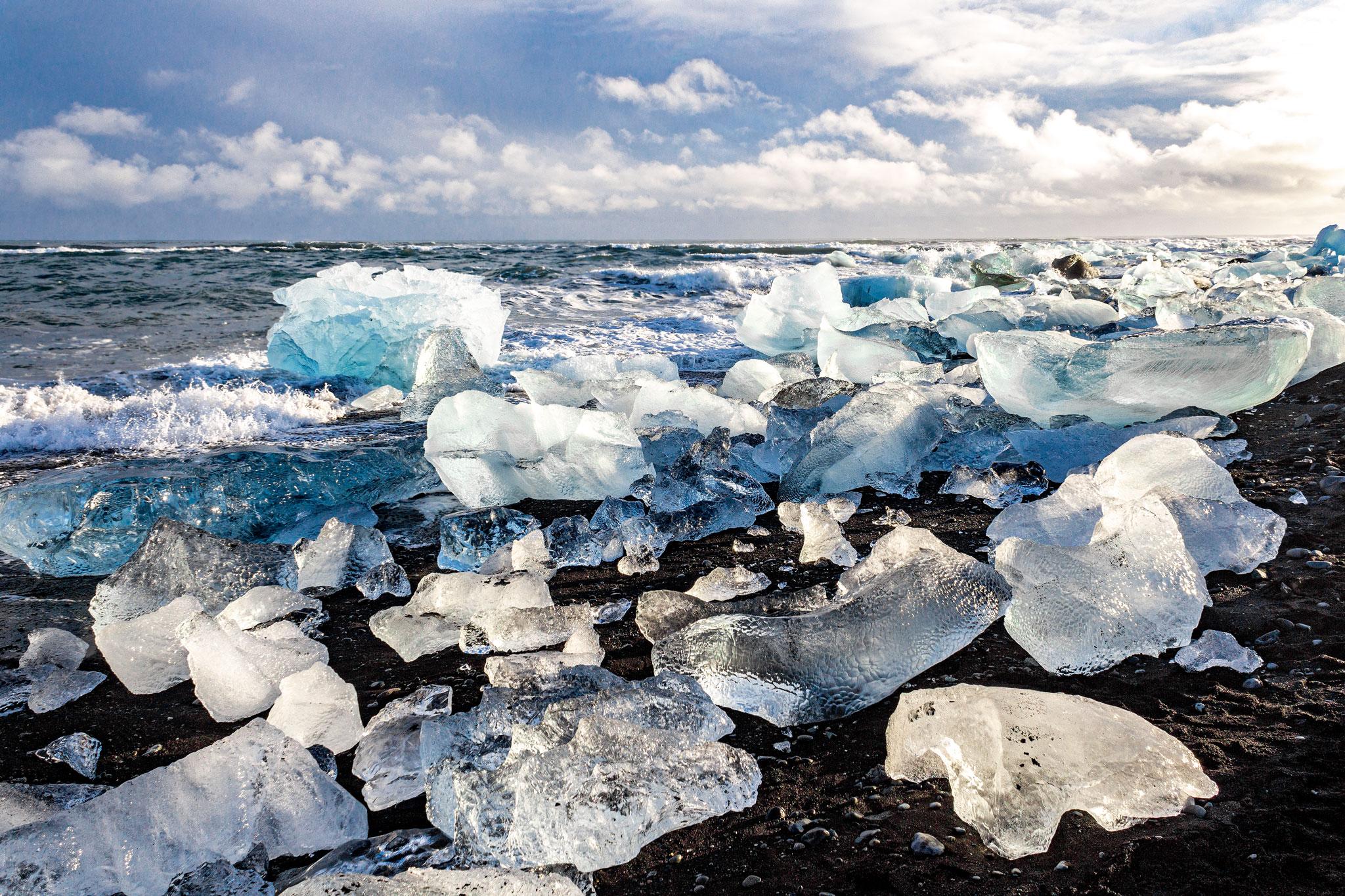 iceland diamond beach 7 day itinerary