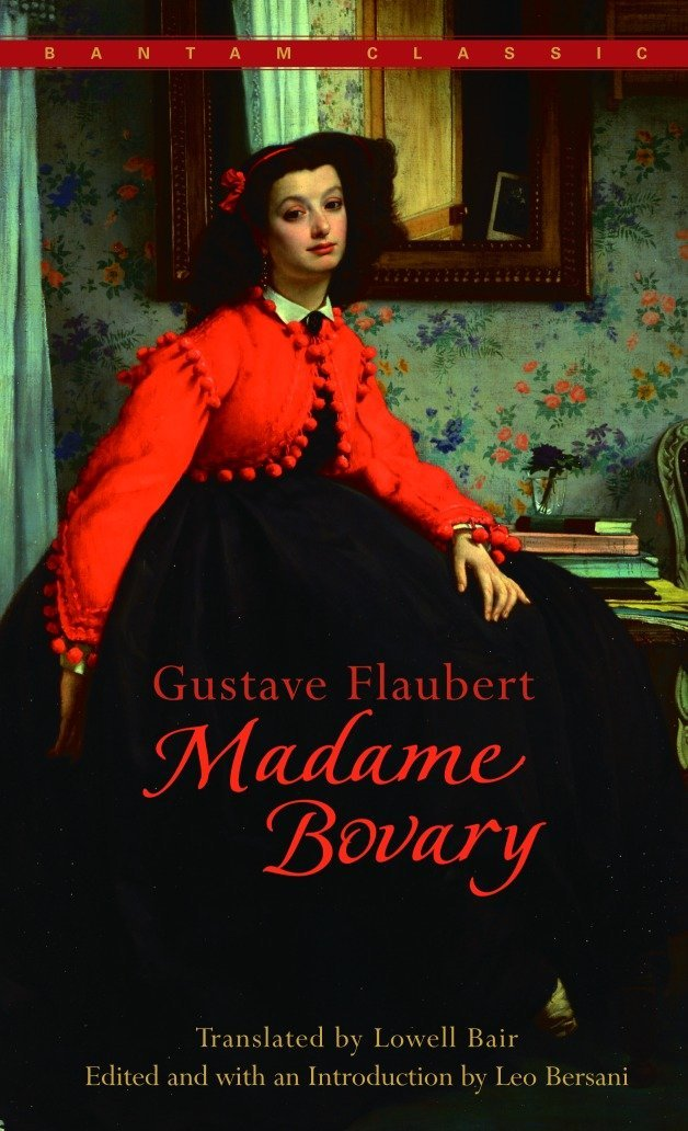 best books madame bovary