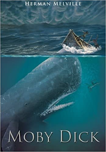best books moby dick melville