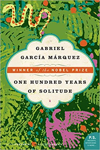 Best Books marquez