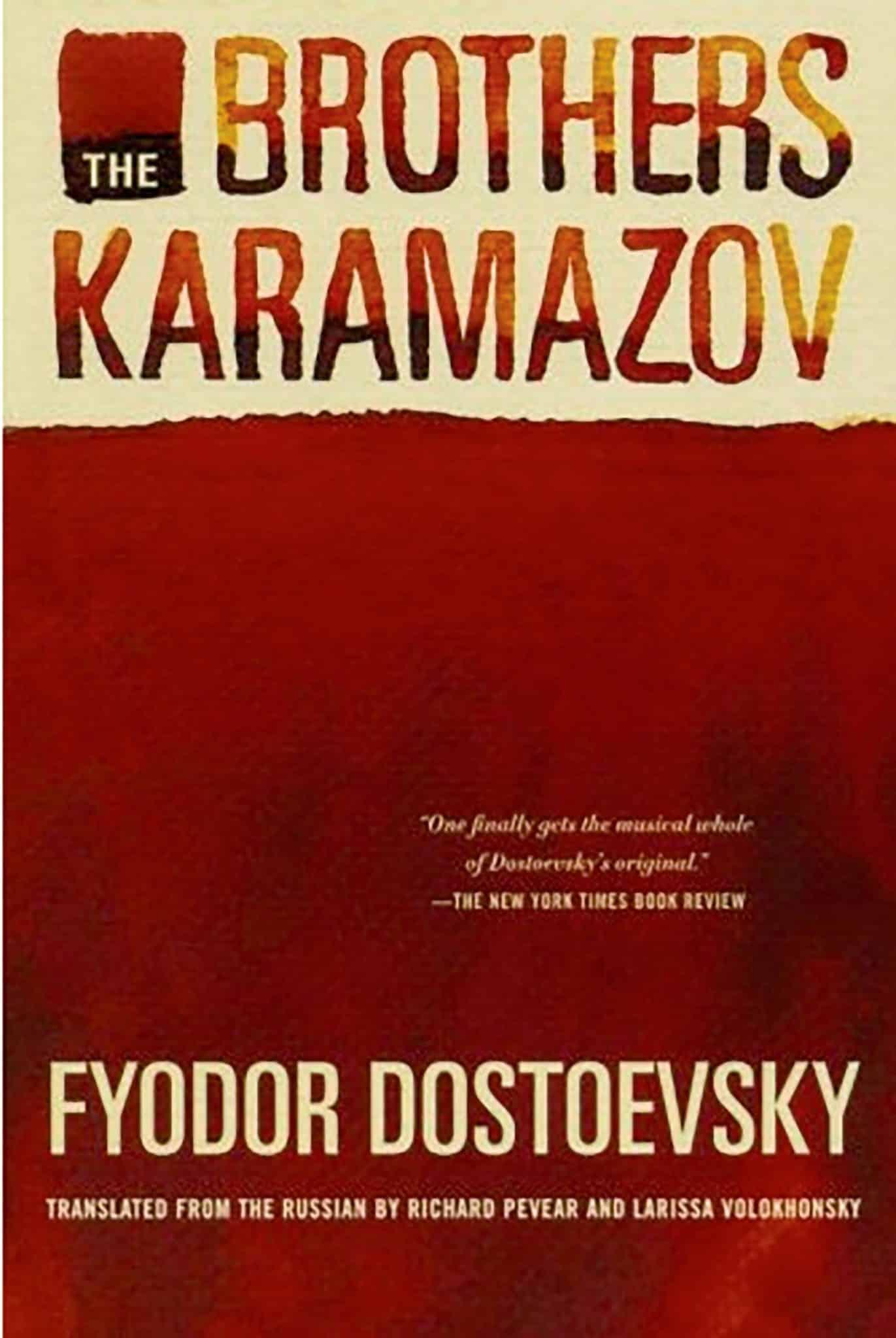 best books brothers karamazov