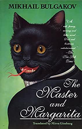 best books bulgakov master and margarita
