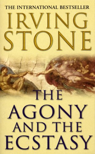 agony and the ecstasy michelangelo book
