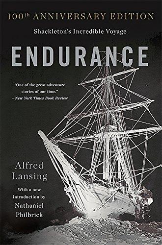 endurance history book