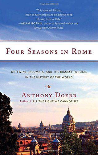 four seasons in rome book