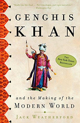 best books genghis khan