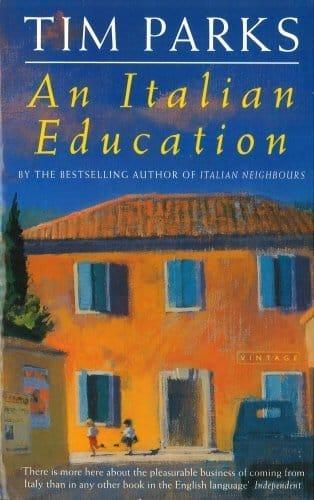 an italian education tim park italy book