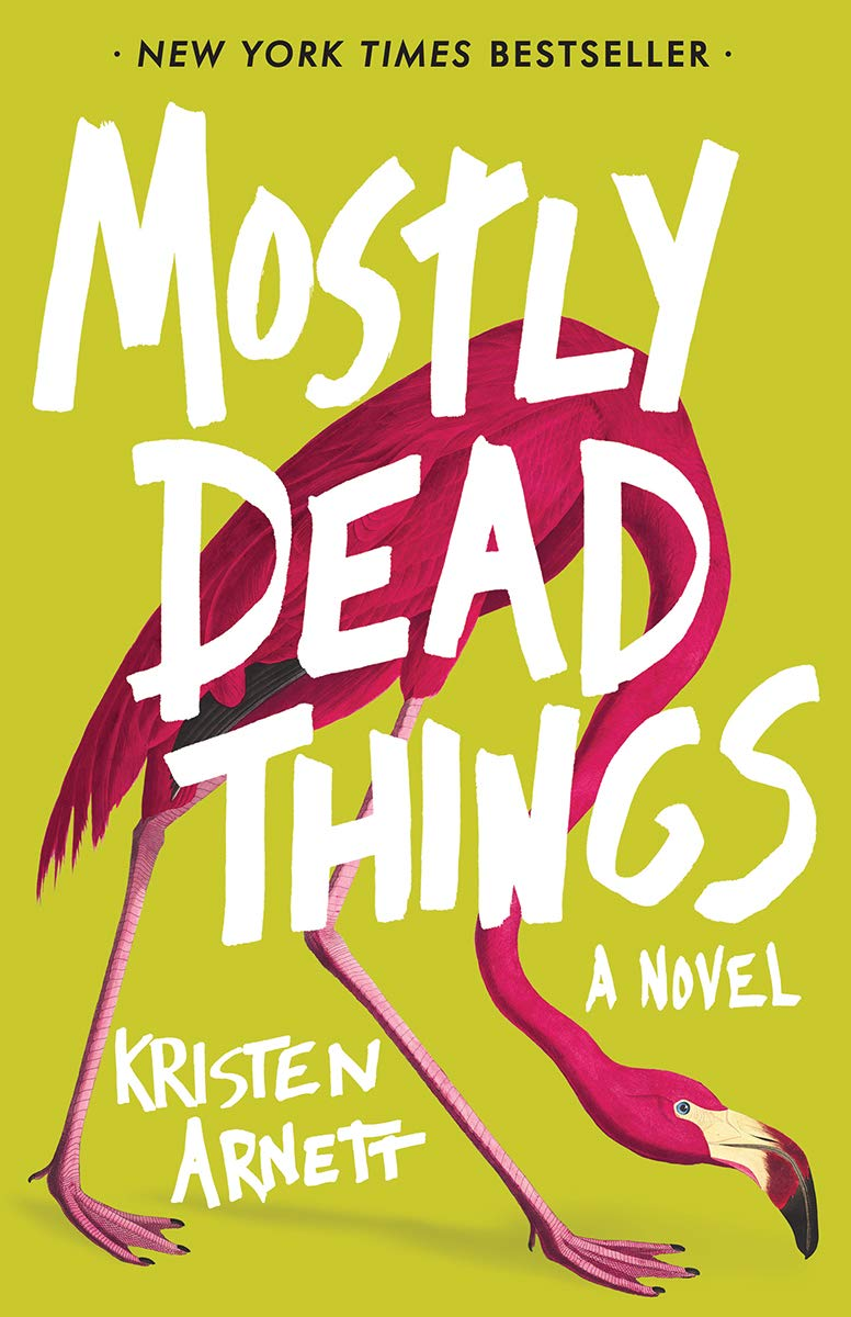best books 2019 mostly dead things
