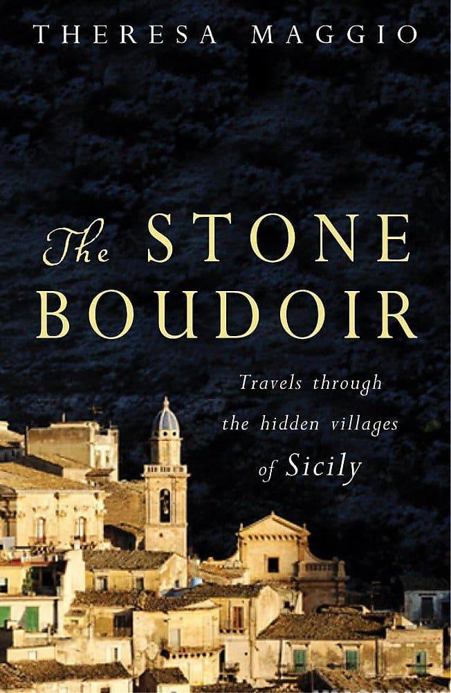 the stone boudoir sicily book travel
