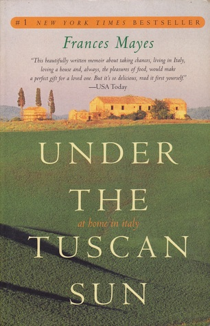 under the tuscan sun italy books