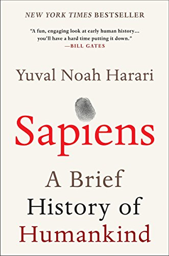 best history books sapiens yuval harari