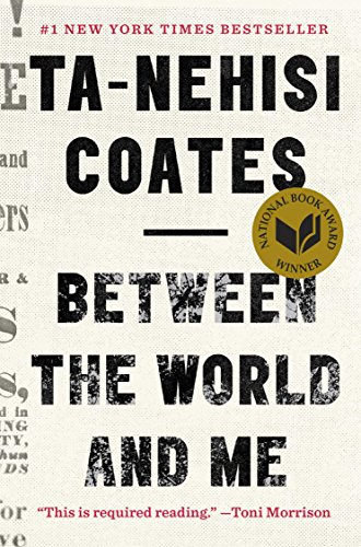 between the world and me books