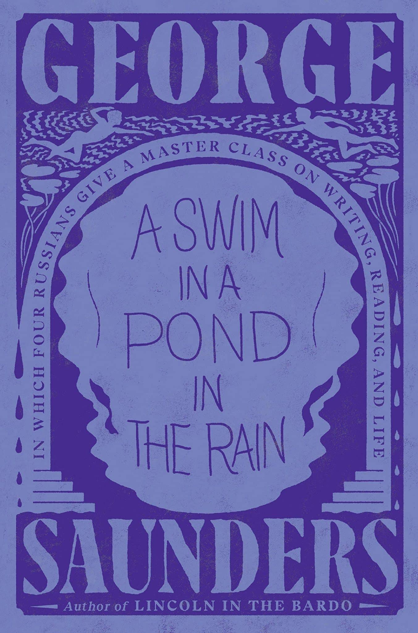 george saunders pond rain